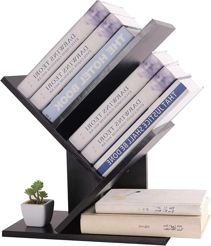 YCOCO Desktop Bookshelf Organizer,Office Supplies Desk Organizer ...
