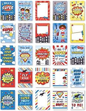 Amazon.com: 25 tarjetas motivadoras inspiradoras para niños ...