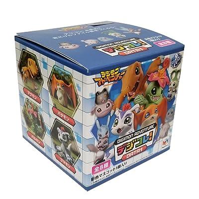 MegaHouse Digimon Adventure Data 1 Action Figures (Single Random Blind Box): Toys & Games
