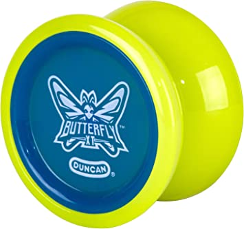Amazon.com: Duncan Butterfly XT Yo Yo Verde: Toys & Games