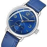 STONE メンズ 腕時計 おしゃれ 手動巻き 機械式時計