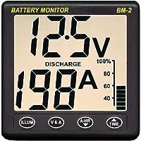 Nasa Bm2-12 Indicateur de niveau de batterie 12 Vdc