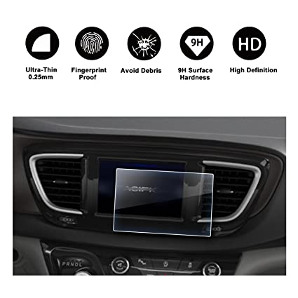amazon co jp 2016 2017 2018 chrysler pacifica uconnect表示