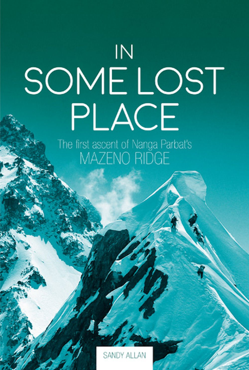 Download In Some Lost Place: The First Ascent of Nanga Parbat's Mazeno Ridge ebook
