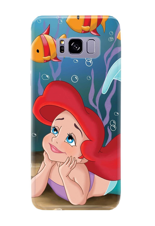 Carcasa para Samsung Galaxy S8 Little Mermaid Princess Ariel ...
