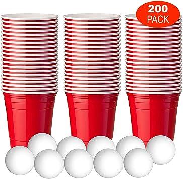 180 Vasos de Chupito Desechables de Plástico Duro, Mini Vasos ...
