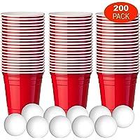 180 Vasos de Chupito Desechables de Plástico Duro
