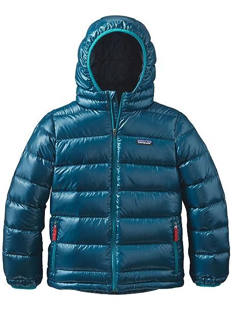 Patagonia - Chaqueta - Plumaje - para niño azul azul marino XL: Amazon.es: Ropa y accesorios