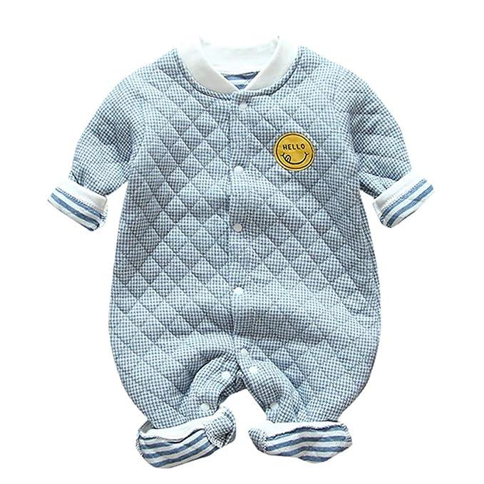 Chándal de bebé de 1 a 13 Meses, de Manga Larga cálida, con ...