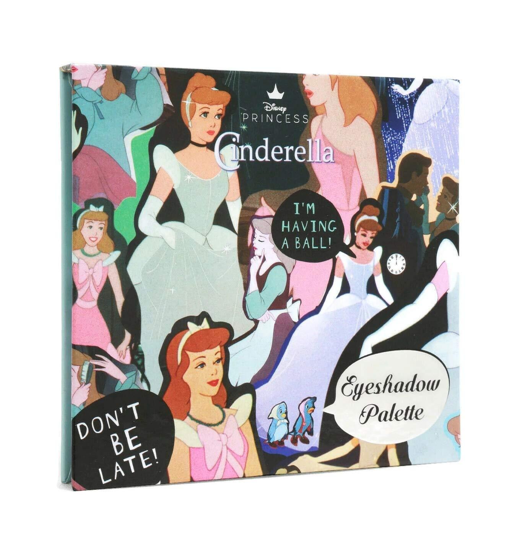 Disney Princess CINDERELLA HAVING A BALL EYESHADOW PALETTE 12 Shades