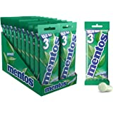 Mentos Spearmint Candy Roll 3 Pack, 20 x 3 Roll Packs (112.5 g per 3-pack)