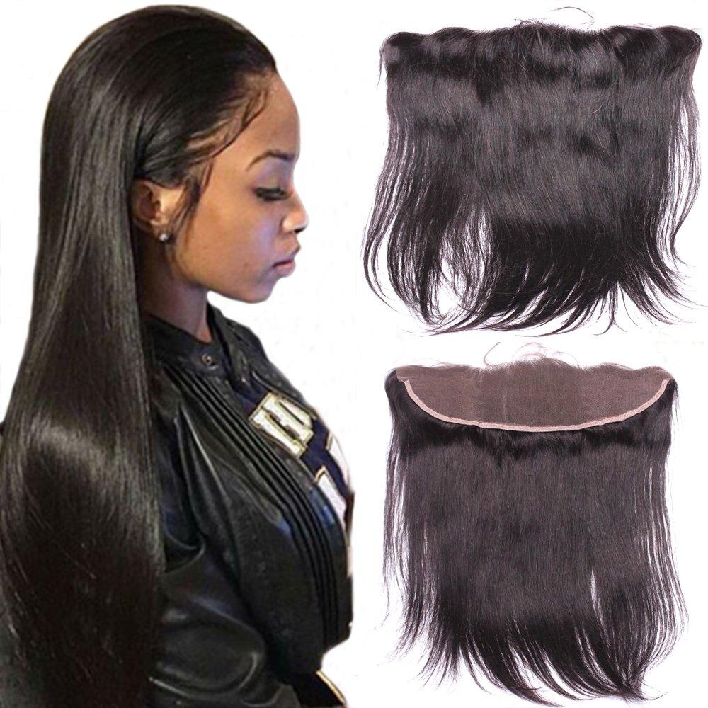 Amazon sunwell weave hair human bundles of brazilian hair brazilian virgin human hair 13x4 full lace frontal closure straight ear to ear sunwell human pmusecretfo Choice Image