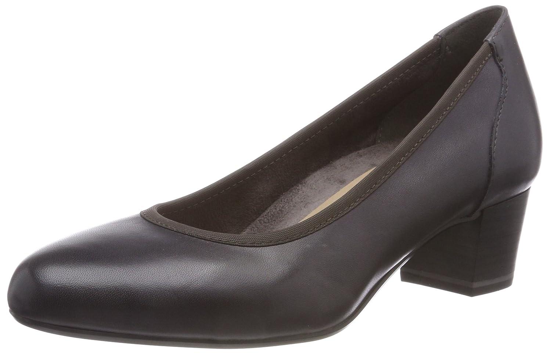Tamaris 22301, Zapatos de Tacón para Mujer 37 EU|Gris (Grey 200)