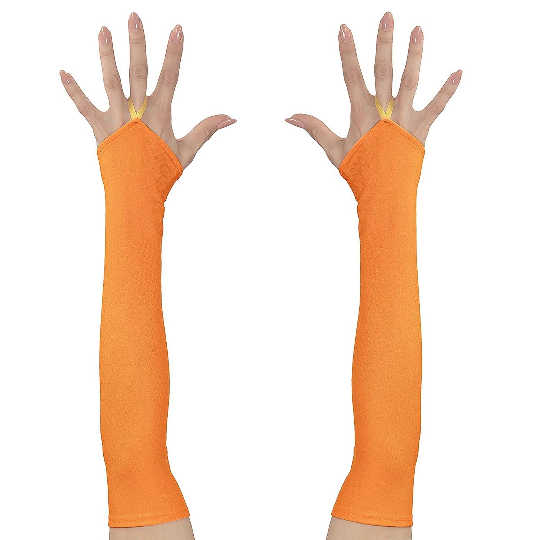 Widmann 00583 Sonstige Spielwaren Fingerlose Satinhandschuhe