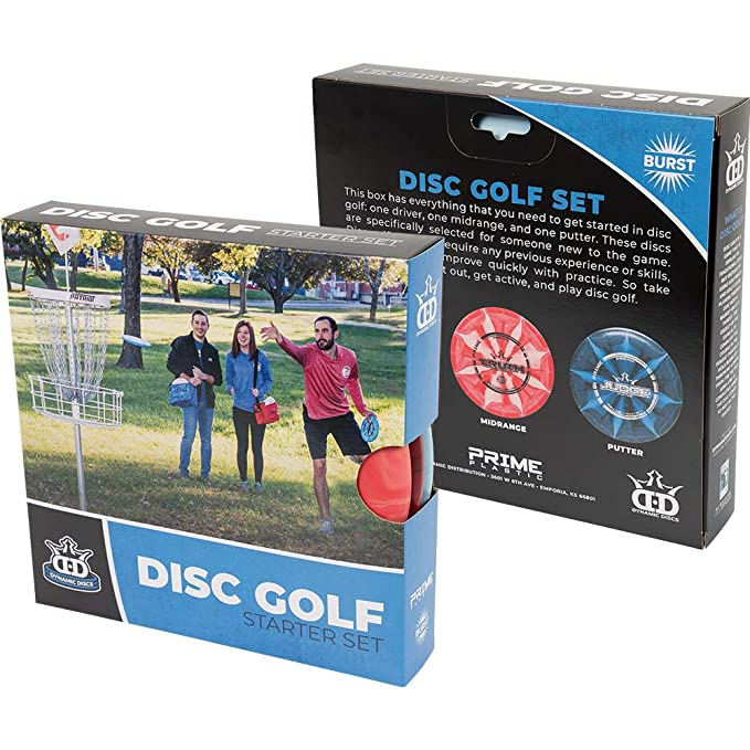 Amazon.com: Dynamic Discos Prime Disco Juego de Starter Set ...