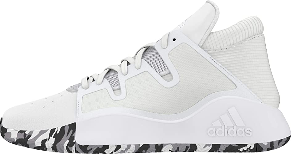 adidas Pro Vision, Chaussures de Basketball Homme: