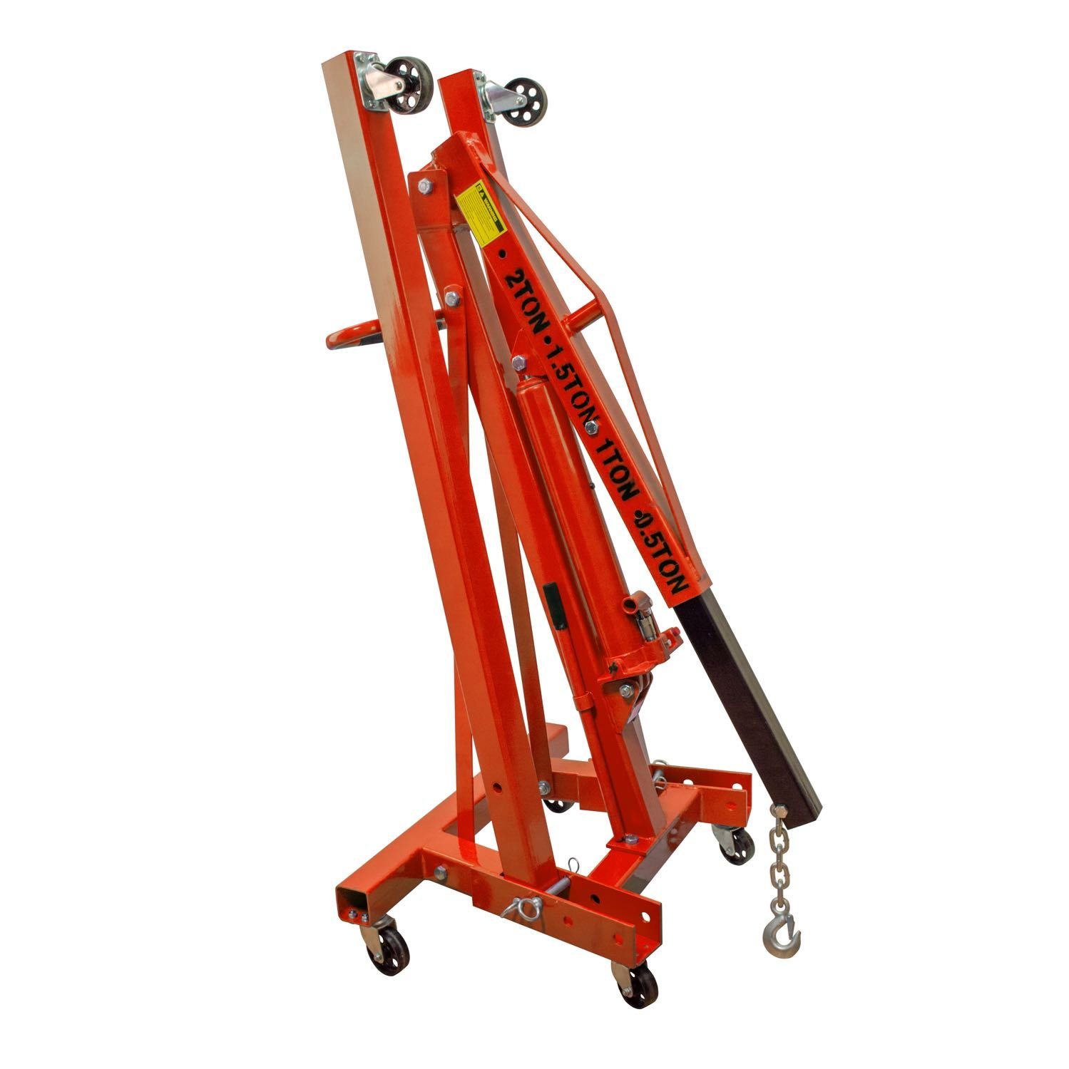 OEMTOOLS 24830 2 Ton Folding Shop Crane