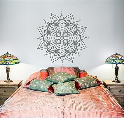 Amazon.com: siyjl Room Wall Decor Stickers Wall Decal Mandala Master ...