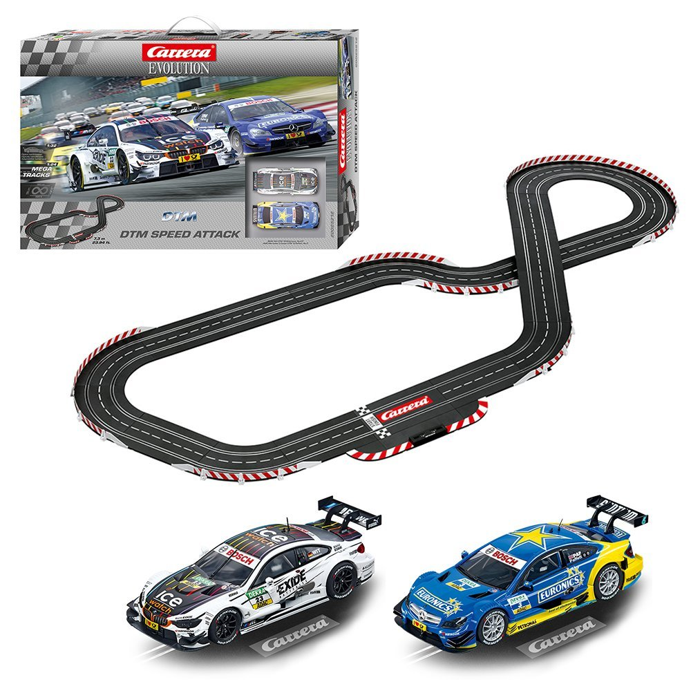 Carrera Evolution DTM Speed Attack Race Set 25212 by Carrera (Image #5)