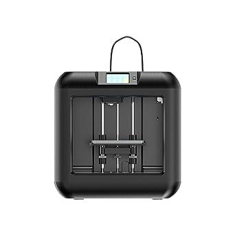 Flashforgeデスクトップ家庭用3DプリンターFinder(ブラック)