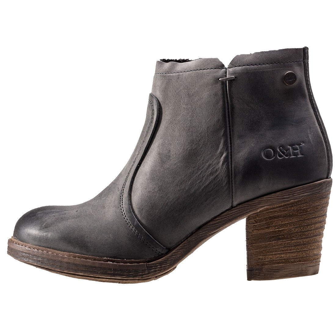 Oak Boot & Hyde Eastwood Mel Ankle Boot Oak - 488732