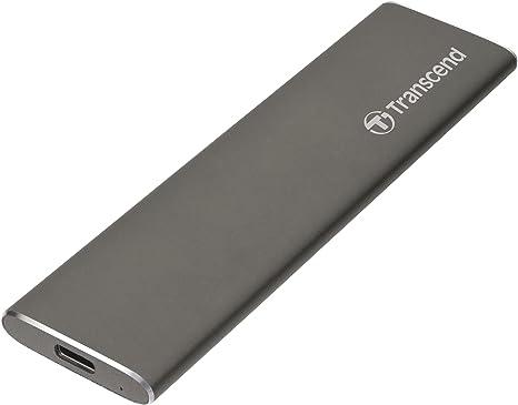 Transcend ESD250C - Disco Sólido Externo de 960 GB, USB 3.1 Gen 2 ...