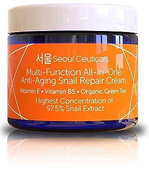 SeoulCeuticals Korean Skin Care Snail Repair Cream