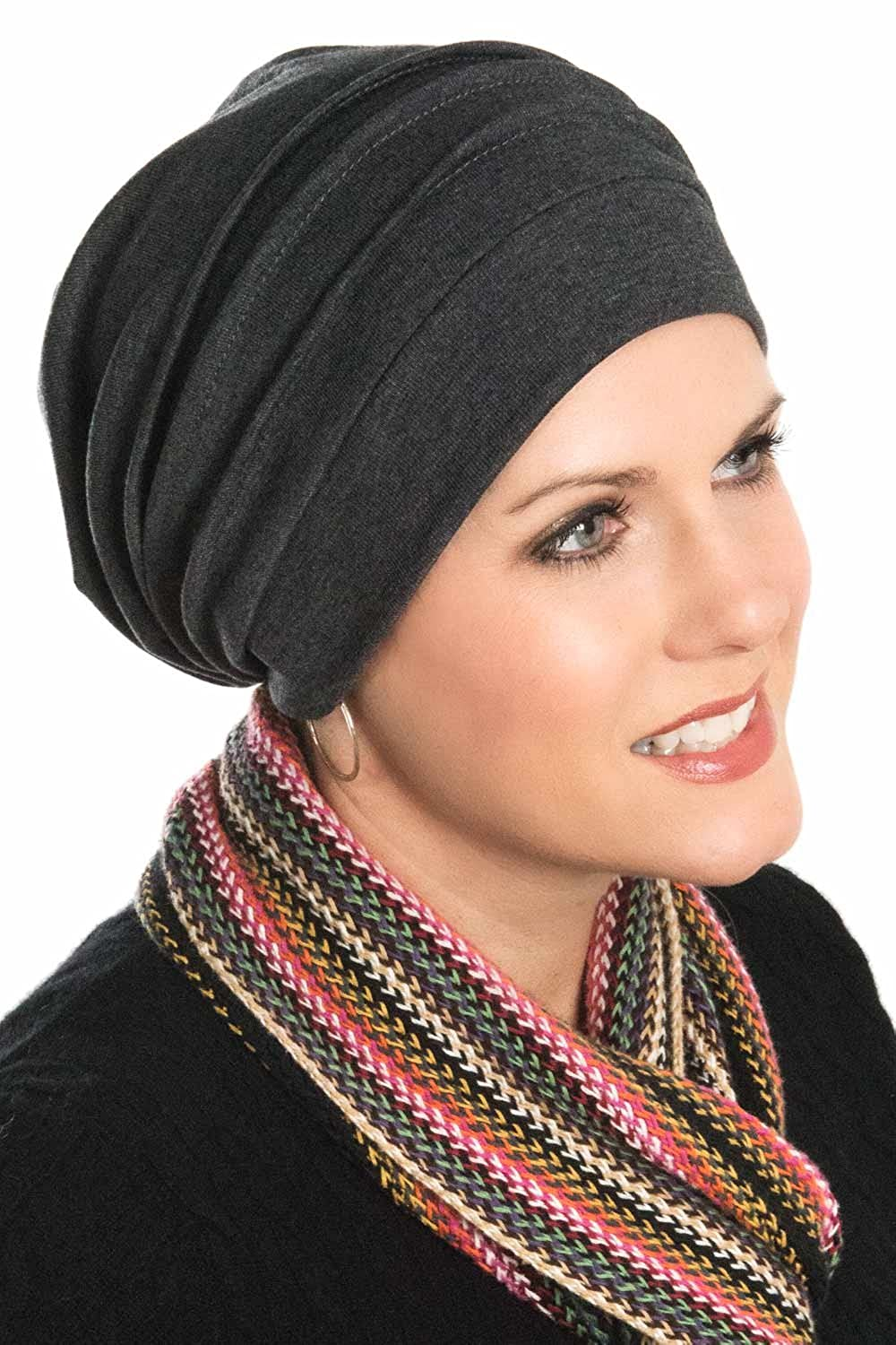 892063f7a54 100% Cotton Slouchy Snood