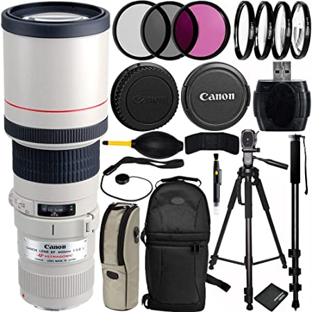 Review Canon EF 400mm f/5.6L