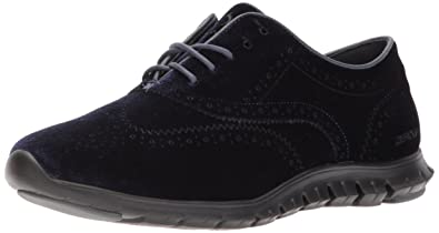 14004a5272 Cole Haan Women's Zerogrand Wing Oxford Red: Amazon.co.uk: Shoes & Bags