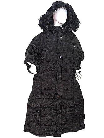 sélection premium 15f9b 8ff8b fashionfolie Doudoune Longue Femme Grande Taille 46/48/50/52 ...