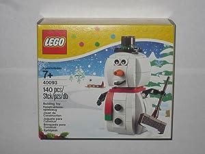 LEGO, Snowman (40093)