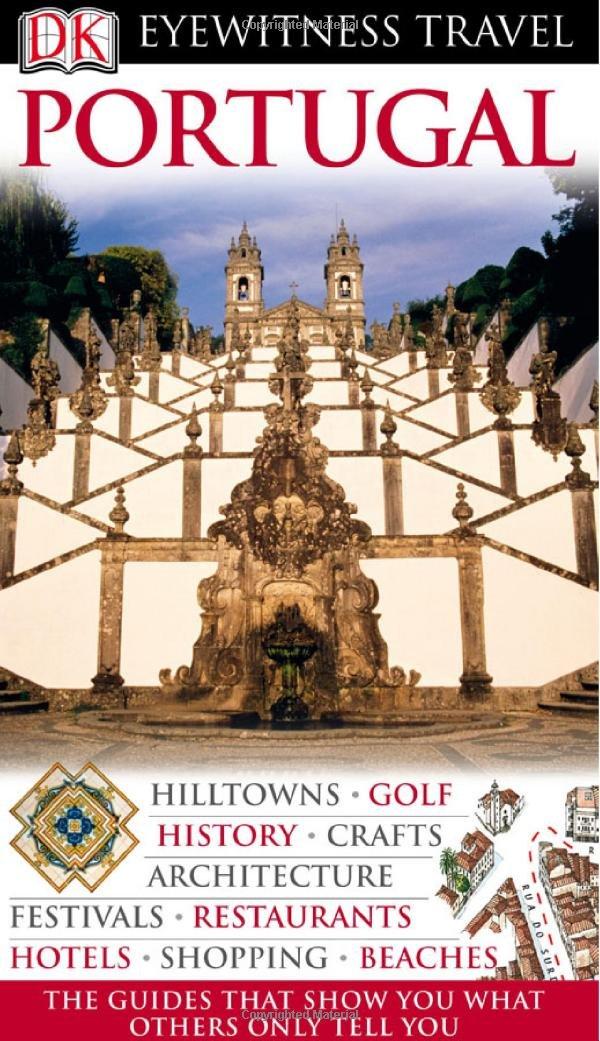 Read Online Portugal (Eyewitness Travel Guides) pdf epub