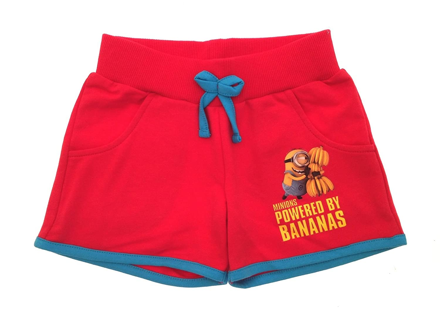Despicable Me Minions Girls Shorts