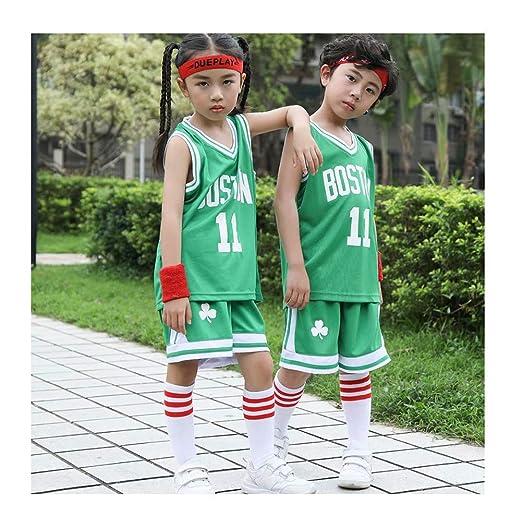 LZNK 11# NBIJersey Camiseta de Baloncesto para niños Vintage ...