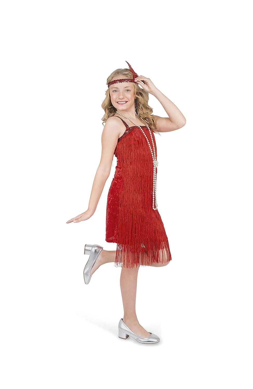 c666be630 Amazon.com  Karnival Costumes Flapper Costume Girls