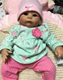 Beautiful doll / will not sit up.