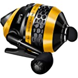 WataChamp Bees Spincast Fishing Reel, High Speed 4.3:1 Gear Ratio, 5+1S.S.D.Stainless Steel Ball Bearings, Reversible…