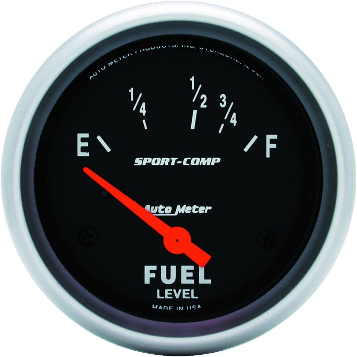 Auto Meter 3518 Sport-Comp Electric Fuel Level Gauge
