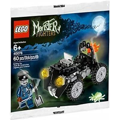 LEGO Monster Fighters 40076 Zombie Car: Toys & Games