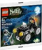 LEGO Monster Fighters: Zombi Coche Establecer 40076 (Bolsas)