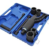 Tenive Torque Multiplier Lug Nut Wrench Set with Case