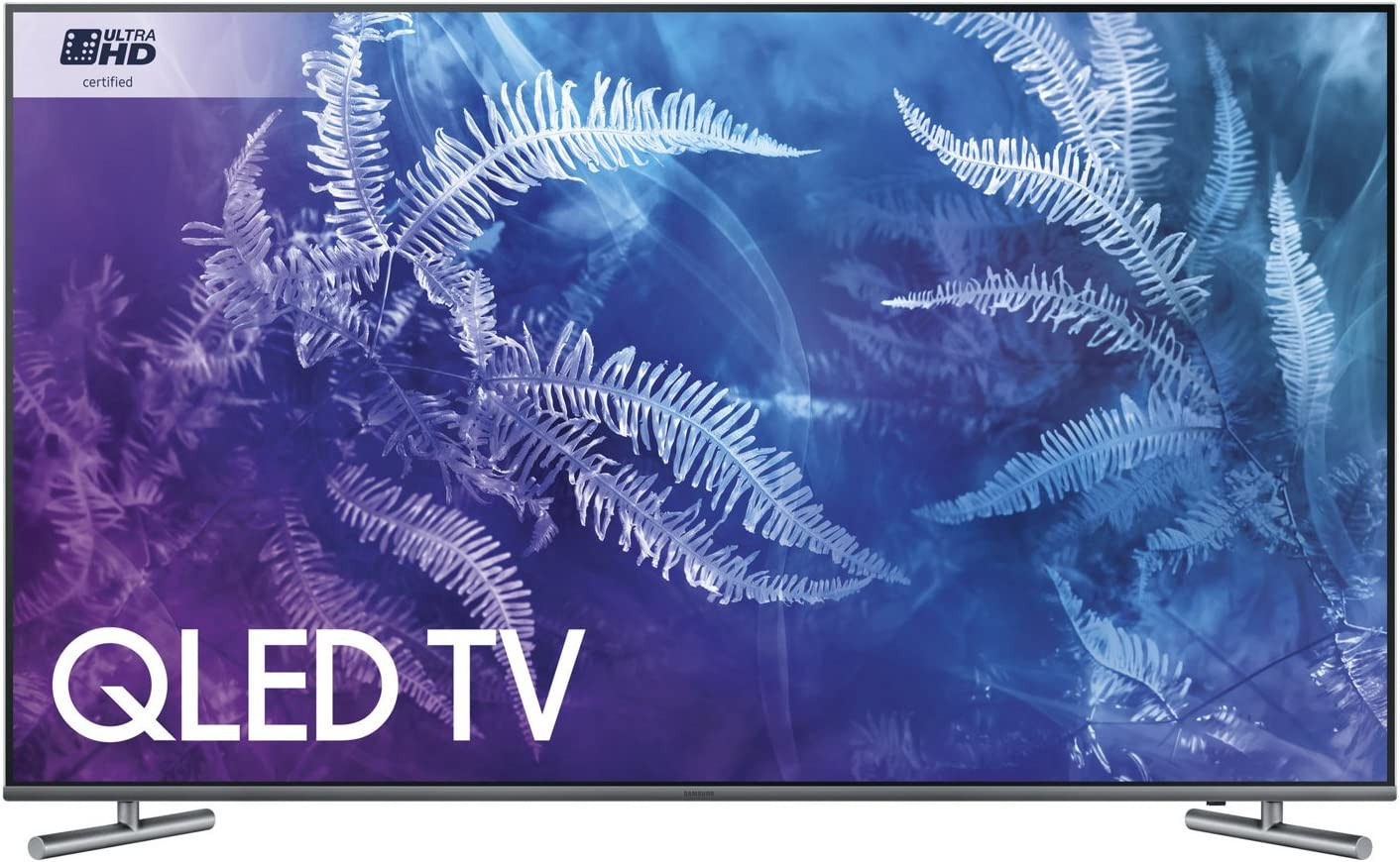 SAMSUNG Q6f de 55 Pulgadas 2017 QLED Ultra HD 4k Certificado HDR 1000 Smart TV: Amazon.es: Electrónica