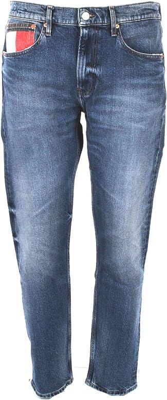 Tommy Jeans DM0DM06980 Modern TAPARED Jeans Uomo Denim