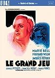 Le Grand jeu [Masters of Cinema] [DVD] [1934]