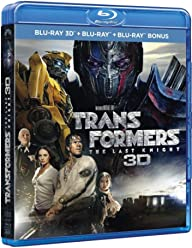 Transformers : The Last Knight bonus]