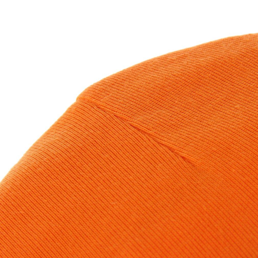 730f7ad8c2c0 GEMVIE Bonnet Étoile Vintage Tricot Crochet Enfant Bébé Fille Garçon  Naissance Orange  Amazon.fr  Vêtements et accessoires