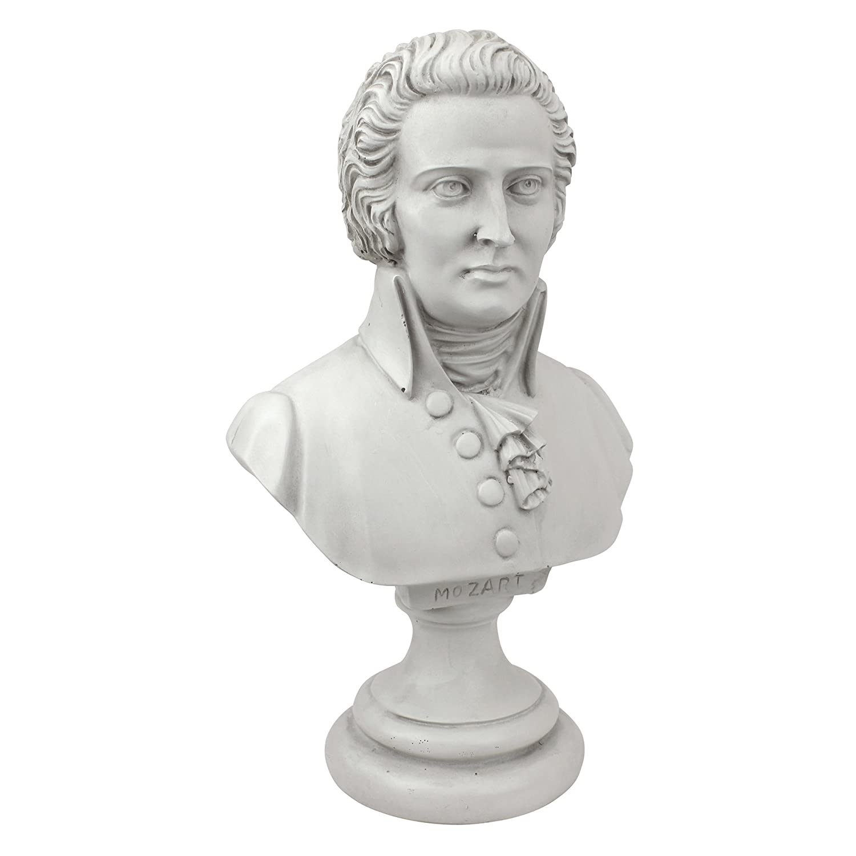 Design Toscano EU5647 Great Composer Collection: Beethoven Sculpture