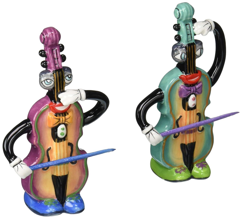 Appletree Violin Salt and Pepper Appletree Design inc SS-ATD-62207