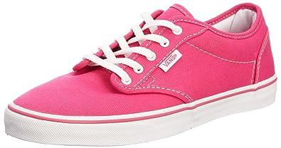 vans low damen rosa